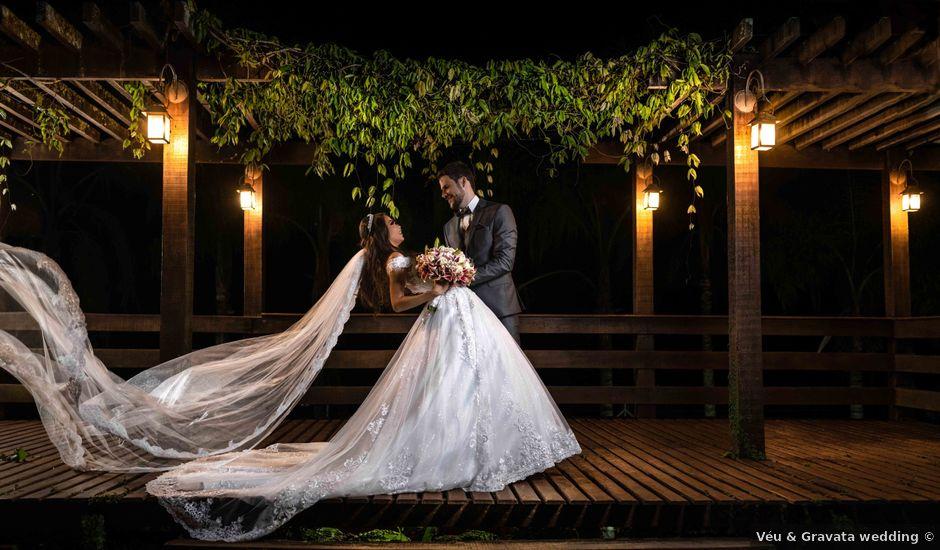 O casamento de Lucas e Fernanda em Alfenas, Minas Gerais