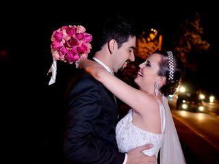 O casamento de Leandro e Mariana