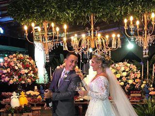 O casamento de Erica  e Nilson
