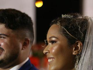 O casamento de Adrielle e Reinaldo  1