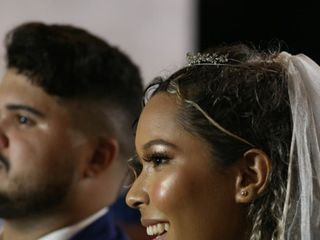 O casamento de Adrielle e Reinaldo