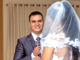O casamento de Márcia e Joelson