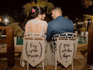 O casamento de Cyntia e Vitor 1