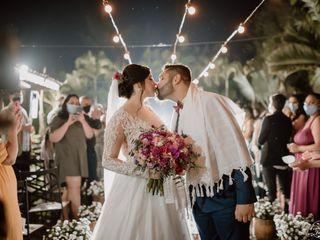 O casamento de Cyntia e Vitor