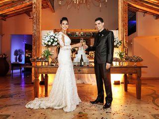 O casamento de Richelle e Guilherme