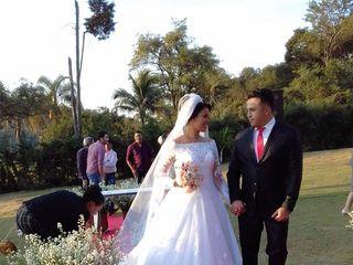 O casamento de Aline e Gilmar 2
