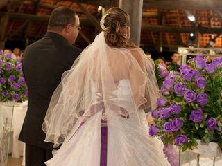 O casamento de Nayara  e Juarez  1