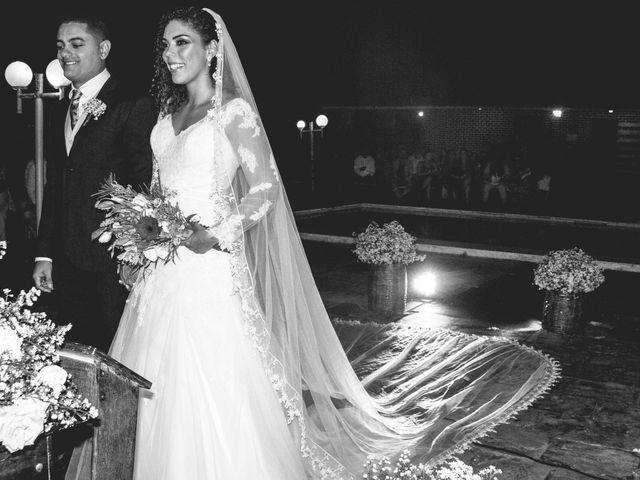 O casamento de Rafaella e Orlando