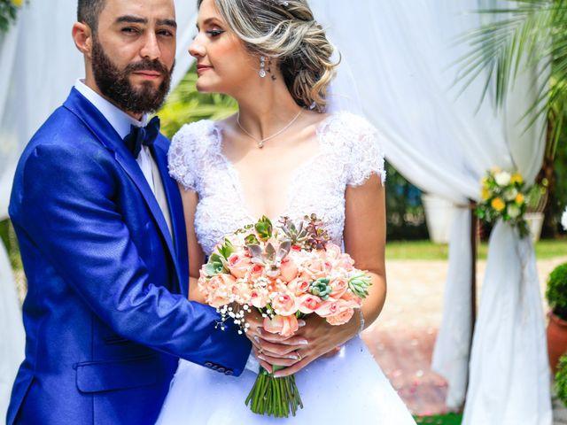 O casamento de Nathalia e Fabricio