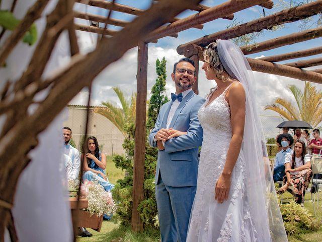 O casamento de Samara e Alysson