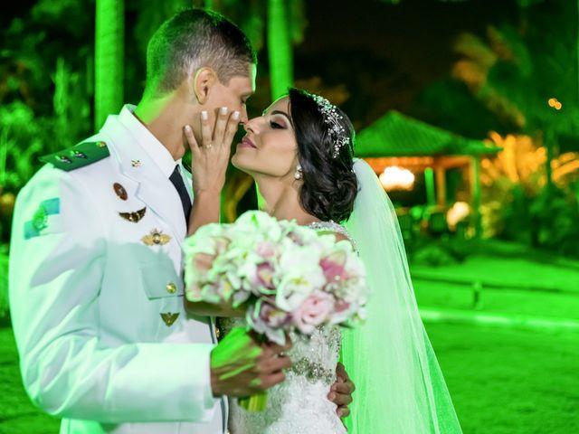 O casamento de Camila e Iuri