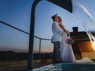 O casamento de Josy e Julio