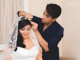 O casamento de Suanne e Arlim