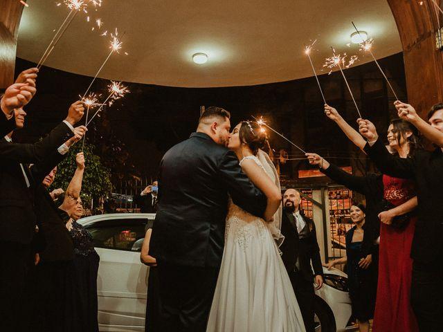 O casamento de Amanda e Laerson