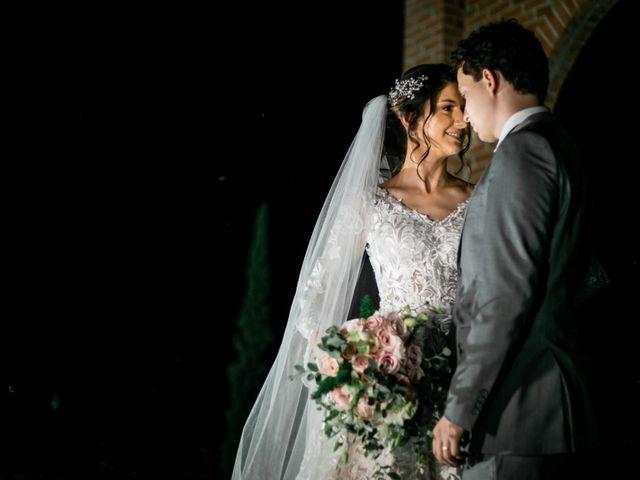 O casamento de Cintia e Luiz