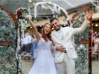 O casamento de Ingrid e Rafael