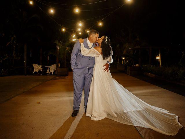O casamento de Natália e Leandro