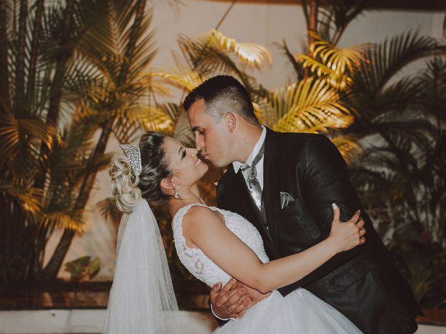 O casamento de Eliete e Renan