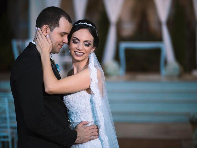 O casamento de Aline e Tullus