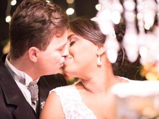 O casamento de Taymara e Jean