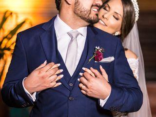 O casamento de Manoela e Ellynton