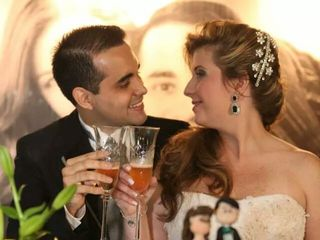 O casamento de Aline e Renato 2