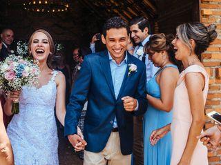 O casamento de Izmaell e Maysa
