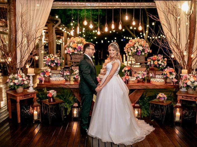 O casamento de Eliete e Luciano