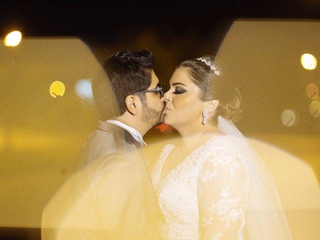 O casamento de Nadgela e Gabriel