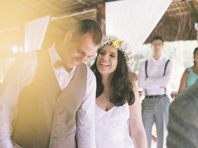 O casamento de Amanda e Isaac