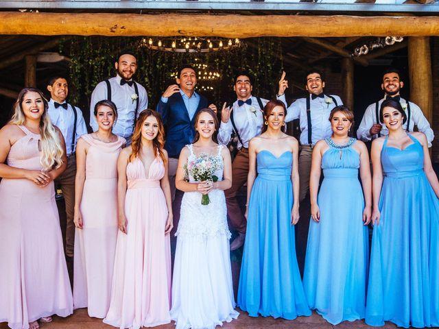 O casamento de Maysa e Izmaell em Campo Grande, Mato Grosso do Sul 8