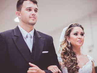 O casamento de Jheyse e Guilherme