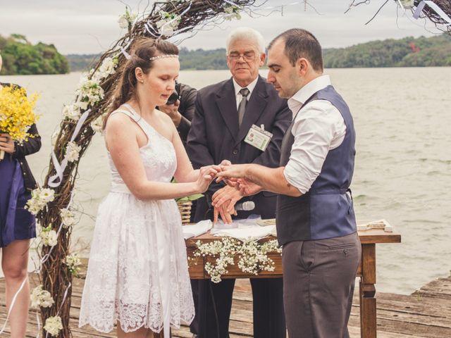 O casamento de Bianca e Anderson