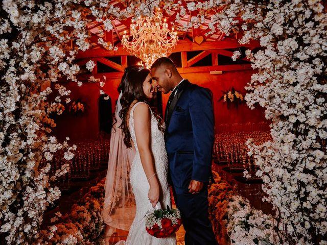 O casamento de Vivi e Aldo