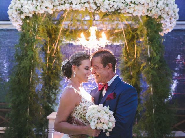 O casamento de Dally e Luiz