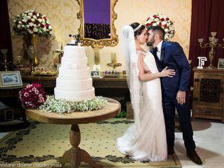 O casamento de Raisa e Fabrício