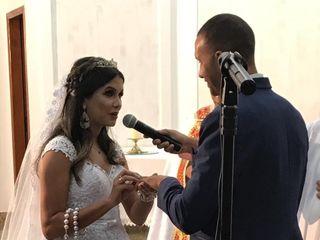 O casamento de Silviane e João 2