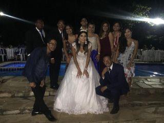 O casamento de Silviane e João 3
