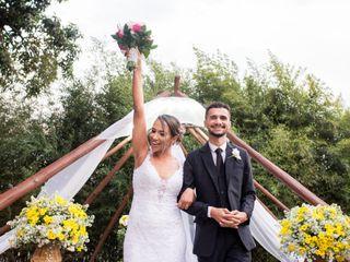 O casamento de Isabela e Mateus