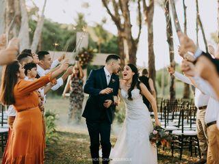 O casamento de Lia  e Alan 2