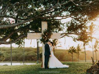 O casamento de Lia  e Alan