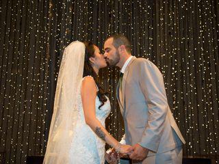 O casamento de Carolina e Guilherme