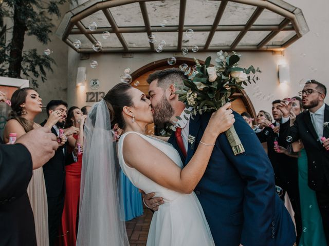 O casamento de Elis e Matheus