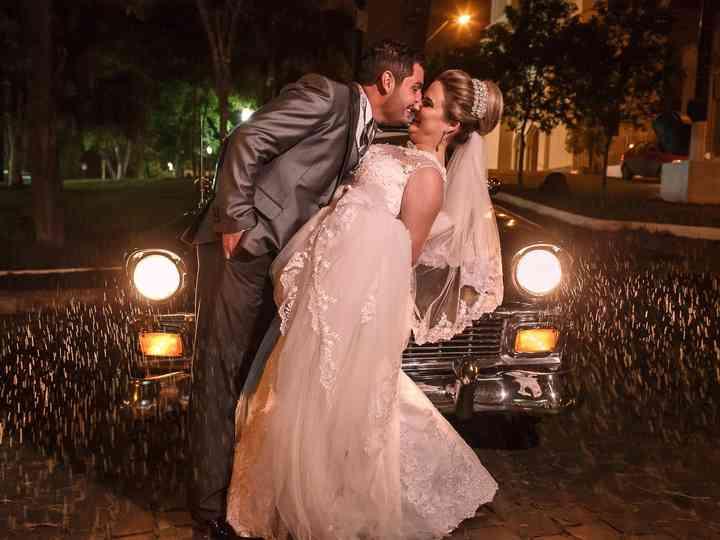 O casamento de Denise e Sebastião