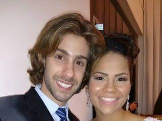 O casamento de Bianca  e John 1