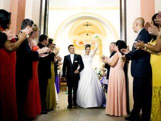 O casamento de Bianca  e John