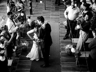 O casamento de Marina e Jaderson