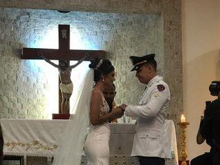 O casamento de Sofia e Kaleb