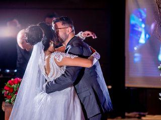 O casamento de Larissa e Vagner  2