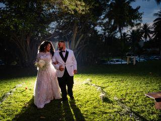 O casamento de Talita  e Yuri